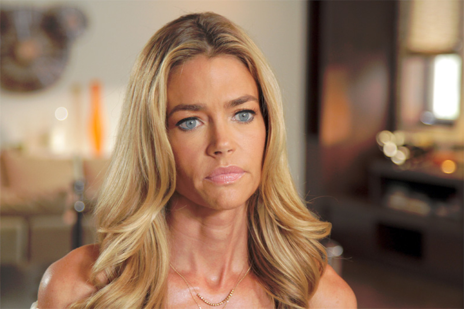 Denise Richards talks Vanity on KTLA