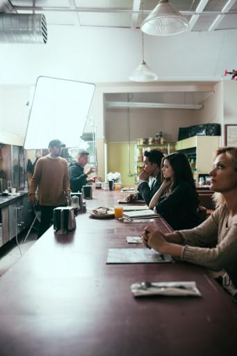 Socio-BTS-Diner